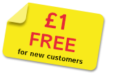 £1 in free calls for new customers